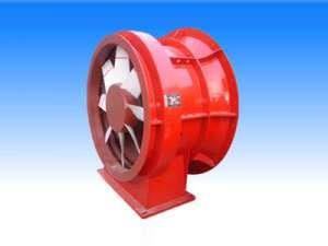 新一代K系列矿用节能风机