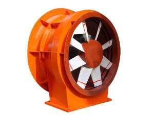 金属矿山风机(K40、K45)